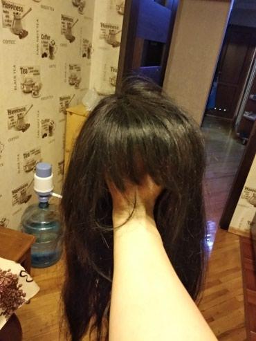 Bakı şəhərində Женский парик из натуральных волос.