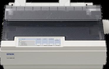 Epson LX-300+II  Универсальный принтер для в Бишкек
