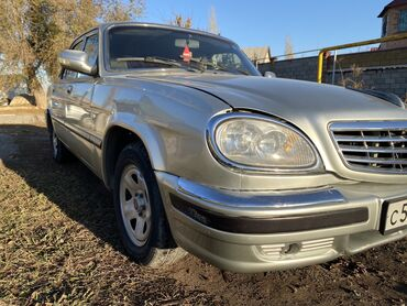 волга 31105 крайслер в Кыргызстан: ГАЗ 31105 Volga 2.4 л. 2007   158000 км