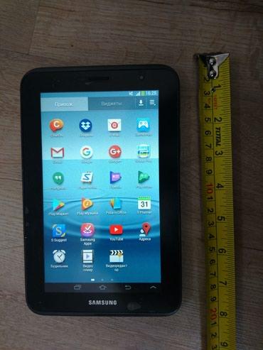 Samsung Galaxy Tab 2 (GT-P3100) планшет в оригинале в Бишкек