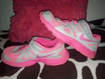 Dečije Cipele i Čizme - Kladovo: Nike Revolution2Patike za devojcice br 34. Duzina unutrasnjeg gazista