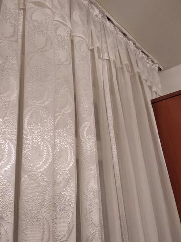 Готовая штора для зала!   Качество отличное
