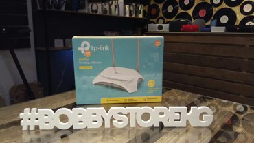 Wi-Fi Роутер TP-LINK MR3420 (3G/4G) от Bobbystore в Бишкек