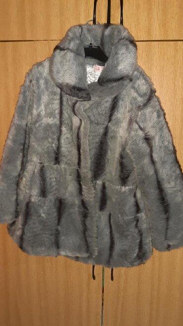 Dečije jakne i kaputi | Zajecar: Bunda za devojcice vrl 6-7