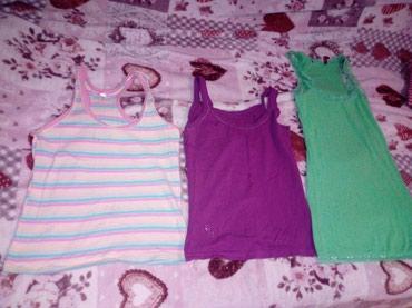 Sve tri majice, S velicina sve tri za 150 dinara - Pozarevac