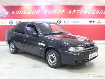 Аренда авто DAEWOO NEXIA 2007/2011 годов в Бишкек