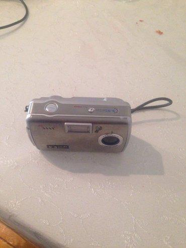 Bakı şəhərində Foto camera işlekdir batareya ile işleyir