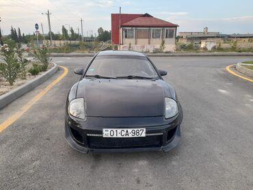 99 elan | NƏQLIYYAT: Mitsubishi Eclipse 2.4 l. 2000