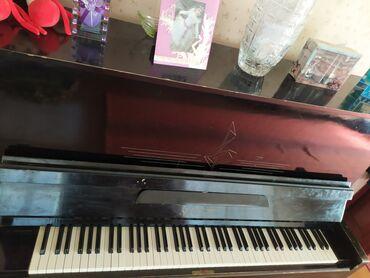 28 elan | İDMAN VƏ HOBBI: Piano və fortepianolar