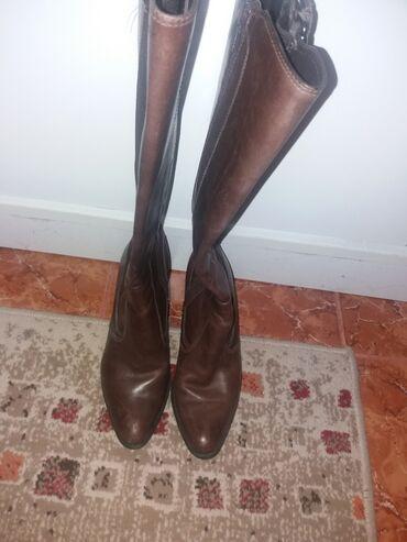 Zlatne sandalice perla br - Srbija: Geox cizme broj 38