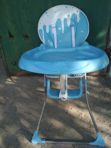 Детский стульчик фирменный. в хорошем состоянии.3500 сом. торг