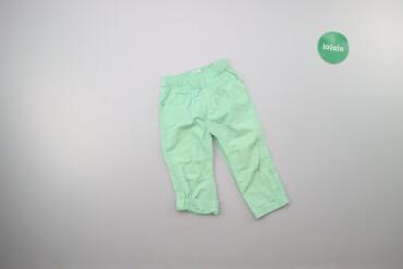 Дитячі штани з принтом Early Days    Довжина: 47 см Довжина кроку: 30