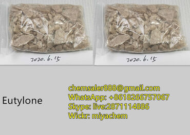 Eutylone research chemical product  www.great-researchchemical.com