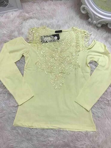 Ženske majice - Novo - Sivac: 900 pamuk elastin  Imam kod sebe