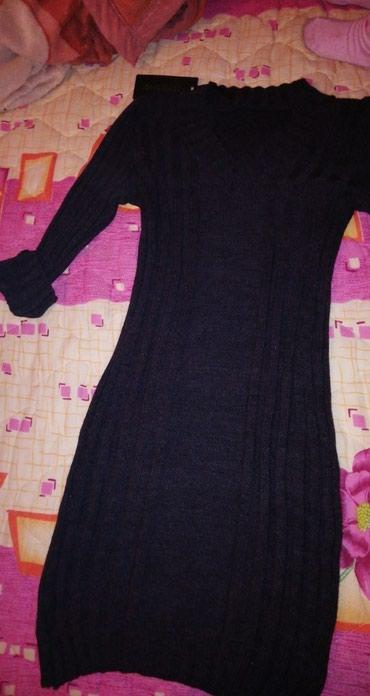 Dzemper haljina. Nova topla,zimska haljina. Moze i kao tunika. - Smederevska Palanka