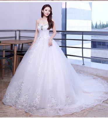 Свадебное платье Новое на Продажу в Бишкек