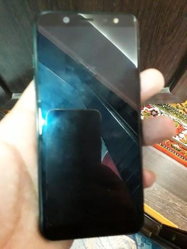 Sumqayıt şəhərində İşlənmiş Samsung Galaxy A6 32 GB qara
