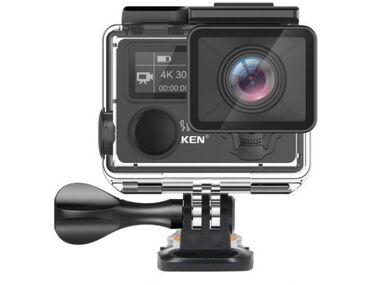 Foto i videokameri | Srbija: Akciona kamera Eken H5S plus   Objektiv Po
