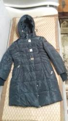стильную зимнюю куртку в Кыргызстан: Продаю зимнюю куртку 48 размер