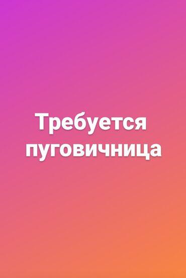 Пуговичницы - Кыргызстан: Требуется девочка на пуговицы (пуговичница). Работа постоянная. Триод