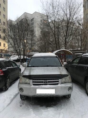 Toyota Highlander 2003 в Бишкек
