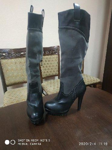 Женская обувь в Шопоков: Продаю сапоги деми! Размер 38