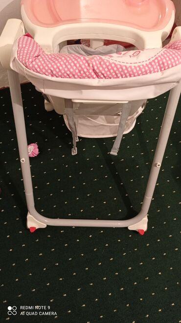 Детский мир - Сокулук: Продаю стульчик для кормления состояние отличное