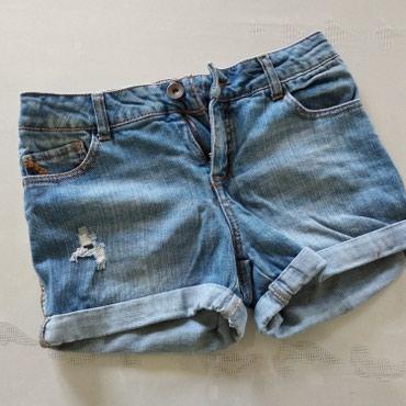 шорты летние в Кыргызстан: Летние джинсовые шорты, от Cherokee. Состояние новое, на 10 - 12 лет