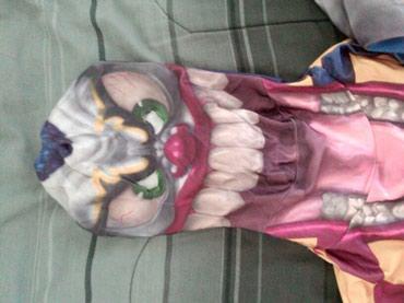 Б/у мужской костюм на Helloween. размер стандарт. в Кок-Ой
