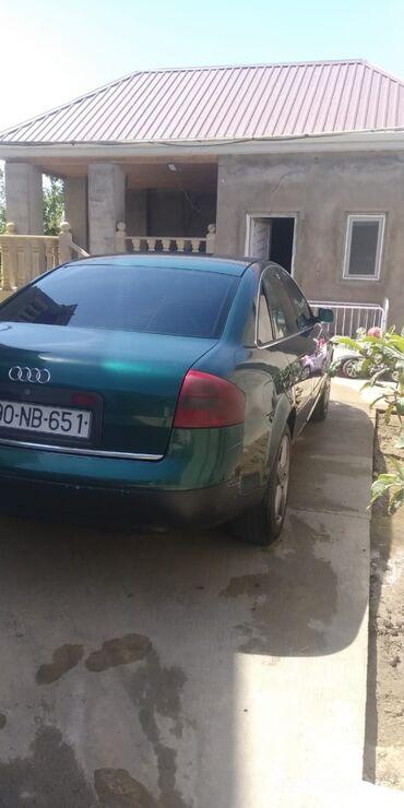audi a6 2 5 mt - Azərbaycan: Audi