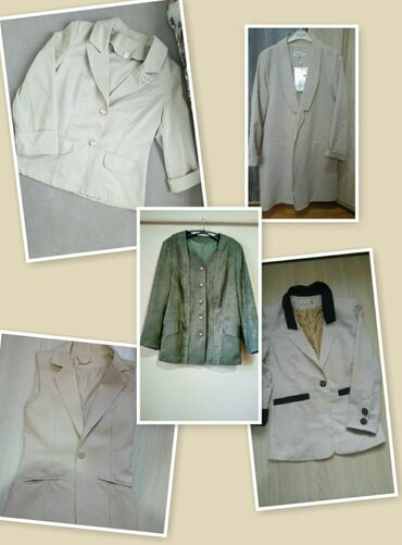 Продам пиджаки. Цена и размер указаны на фото. Посмотреть и померить