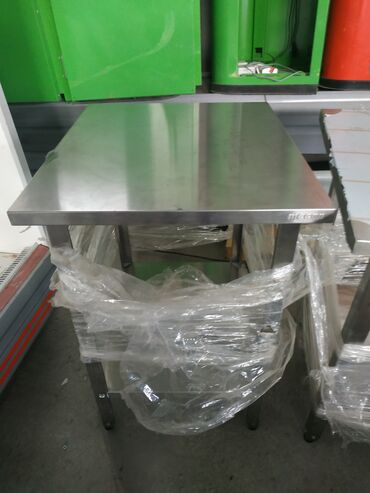 нержавейка столы в Кыргызстан: Столы металлические, нержавейка