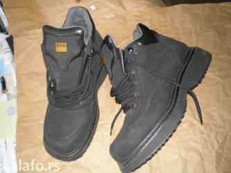 Potpuno nove, br 42 neobuvene zimske cipele od prirodne kože. - Bajina Basta