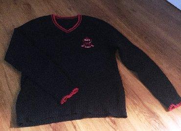 Muška odeća   Zajecar: Odličan muški džemper, Zaraman veličina xl/42. Super model za