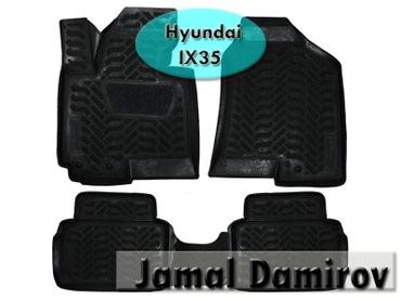 Bakı şəhərində Hyundai İX35 üçün poliuretan ayaqaltılar.