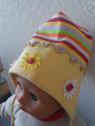 шапочка на годик в Кыргызстан: Шапочка годика на 2-3