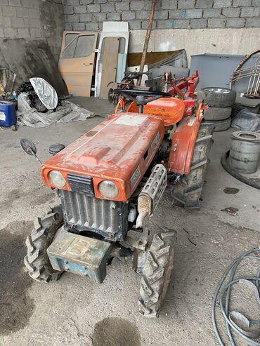 Продаю мини трактор Кубота. Японский в хорошим состоянии. Двух