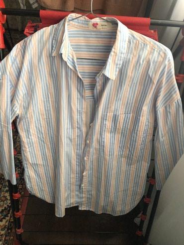 Koton gömlek. Türkiyeden alınıb. 3 defe istifade olunub. Heç bir