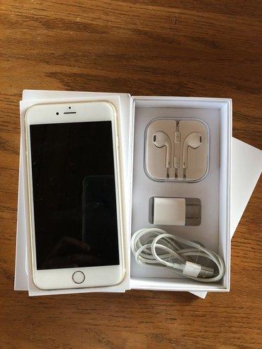 Apple iPhone 6 плюс-16GB 64GB 128GB - Золото / в Бишкек