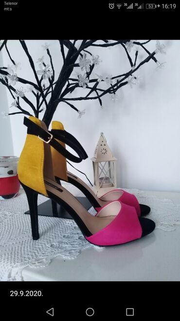Potpuno nove sandalice, nijednom nisu nošene, vel 39, prelepe i