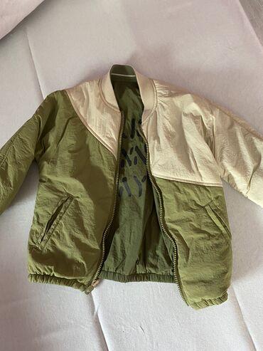 Dečije jakne i kaputi | Bor: Zara jakna sa dva lica 104
