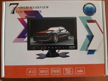 Masin ucun monitor - Azərbaycan: 7 inch LCD MONİTOR maşın üçün