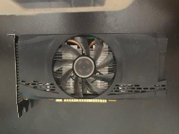 Nvidia GTX460 video kart. Başı çıxanlar bilir bu videokartaların