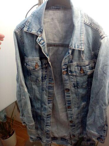 Duga teksas jakna, S veličina