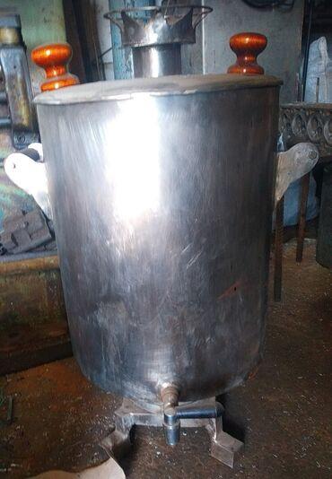 865 elan | SAMOVARLAR: Samovar satılır Paslanmaz material ( nerj) 40 litrdən artıqdır