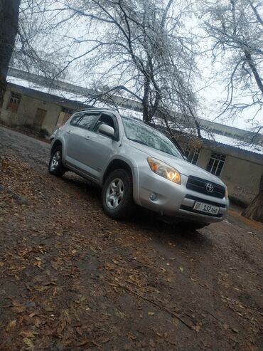 диски на авто в Кыргызстан: Toyota RAV4 2.4 л. 2007 | 178000 км