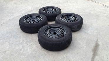 Продаю летние шины с дисками и в Сокулук