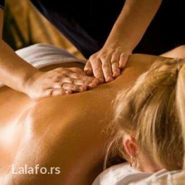 Profesionalna masaža kod vas po pozivu! Fizioterapeut-maser! - Belgrade