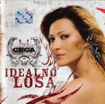 Ceca album idealno losa - Belgrade