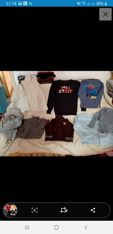 Garderoba - Srbija: Rasprodaja. dečija garderoba iz inostranstva